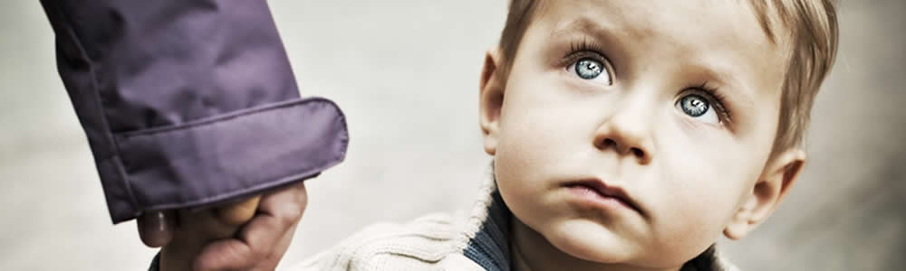 We specialise in child law