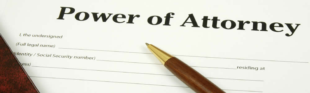 We can advise on Power of Attorney and Guardianship matters